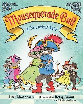 Mousequerade Ball book