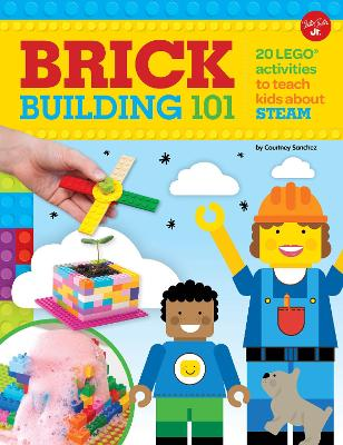 Brick Building 101 book