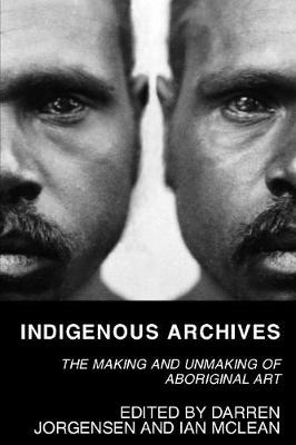Indigenous Archives book