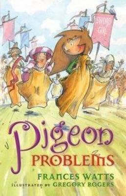 Pigeon Problems: Sword Girl Book 6 book
