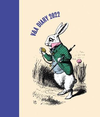 V&A Pocket Diary 2022: Alice's Adventures in Wonderland by