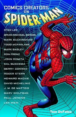 Comics Creators on Spider-Man book