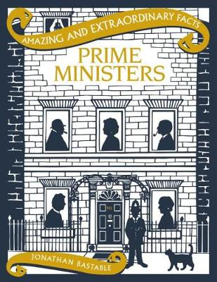 Prime Ministers by Jonathan Bastable