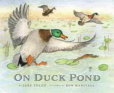 On Duck Pond by Yolen Jane