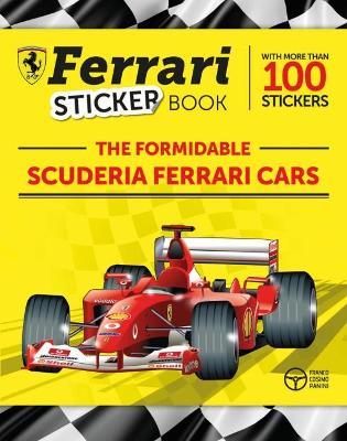 The Formidable Scuderia Ferrari Cars book
