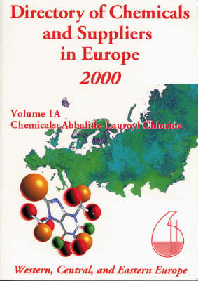 Directory of Chemicals and Suppliers in Europe by Economic Commission for Europe