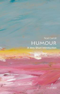 Humour: A Very Short Introduction book