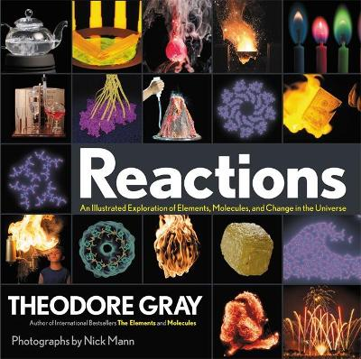 Reactions by Theodore Gray