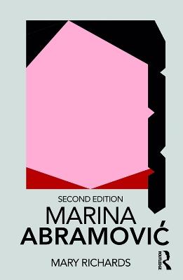 Marina Abramovic by Mary Richards
