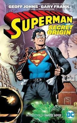 Superman: Secret Origin by Geoff Johns