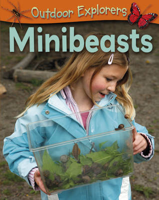 Minibeasts by Sandy Green