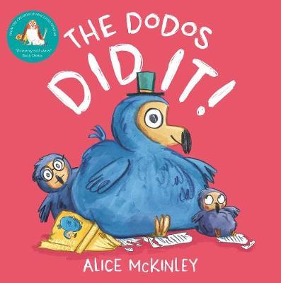 The Dodos Did It! book