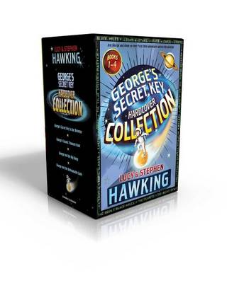 George's Secret Key Hardcover Collection by Stephen Hawking
