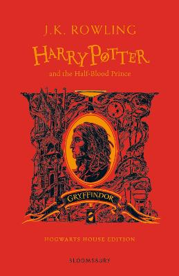 Harry Potter and the Half-Blood Prince - Gryffindor Edition book