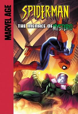 Menace of Mysterio by Mike Raicht