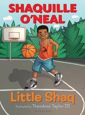 Little Shaq book