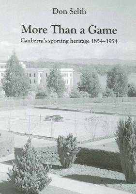 More Than a Game by Don Selth