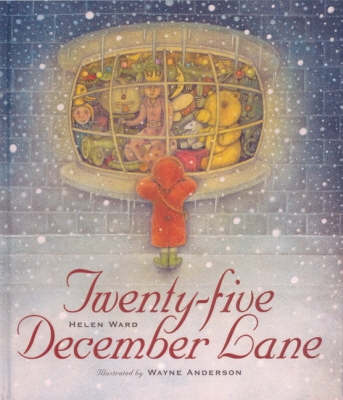 Twenty-five December Lane by Helen Ward
