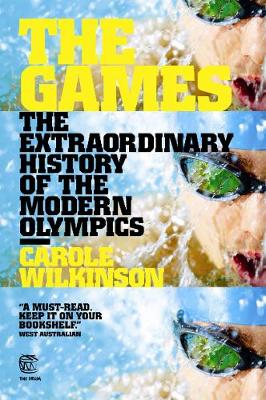 Drum: The Games by Carole Wilkinson