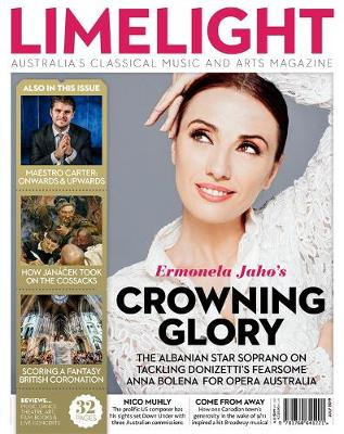 Limelight July 2019 book