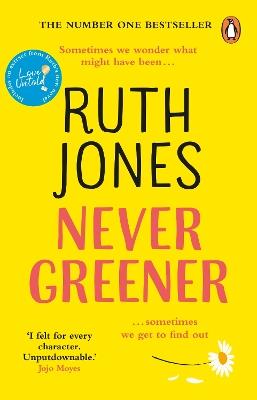 Never Greener book