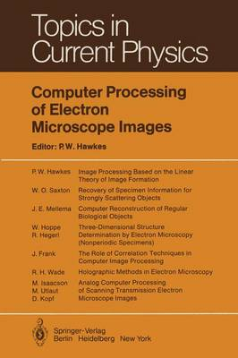 Computer Processing of Electron Microscope Images by Peter W. Hawkes