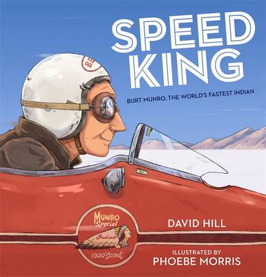Speed King by David Hill
