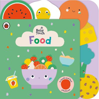 Baby Touch: Food book
