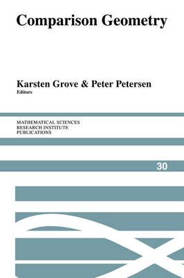 Comparison Geometry by Karsten Grove