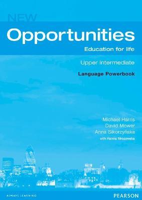 Opportunities Opportunities Global Upper-Intermediate Language Powerbook NE Global Upper-intermediate Language Powerbook by David Mower