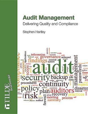 Audit Management by Stephen Hartley