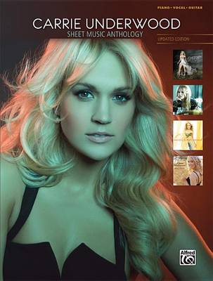 Carrie Underwood Sheet Music Anthology book