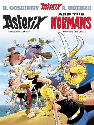 Asterix: Asterix and the Normans book