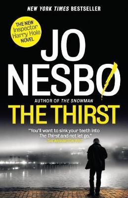 Thirst by Jo Nesbo