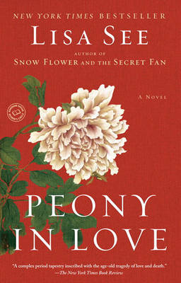 Peony in Love book