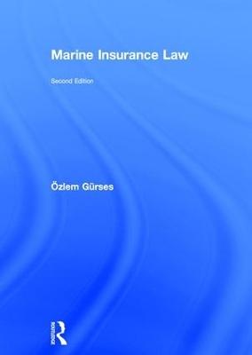 Marine Insurance Law book