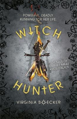 Witch Hunter: Witch Hunter by Virginia Boecker