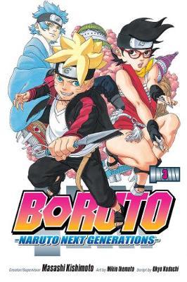 Boruto: Naruto Next Generations, Vol. 3 by Masashi Kishimoto