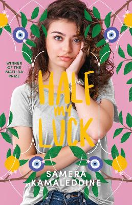 Half My Luck book