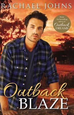 Outback Blaze Auspost by Rachael Johns