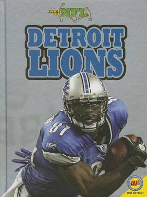 Detroit Lions by Justin Petersen