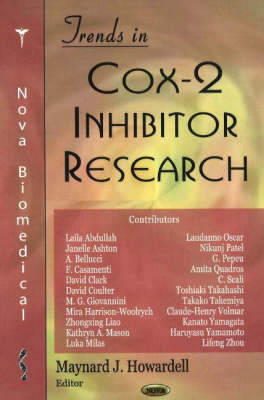 Trends in Cox-2 Inhibitor Research by Maynard J. Howardell