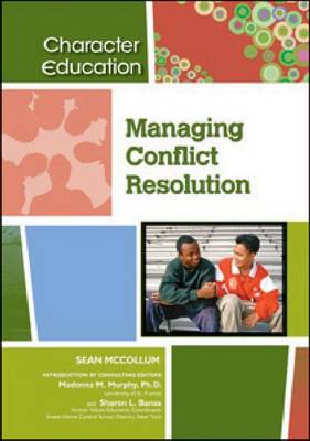 Managing Conflict Resolution by Sean McCollum