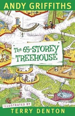 65-Storey Treehouse book