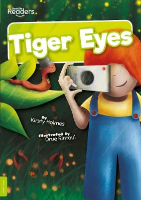 Tiger Eyes by Kirsty Holmes