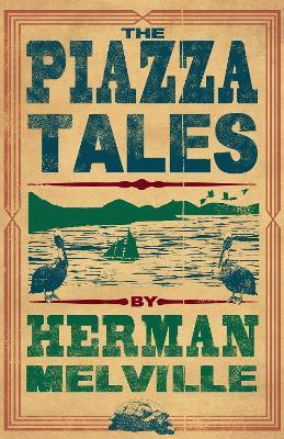 Piazza Tales by Herman Melville