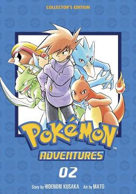 Pokemon Adventures Collector's Edition, Vol. 2 by Mato