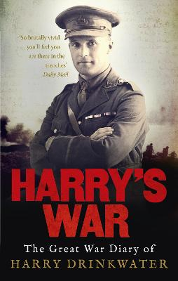 Harry's War book