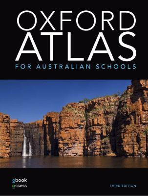 Oxford Atlas for Australian Schools + obook assess book
