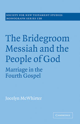 Bridegroom Messiah and the People of God book
